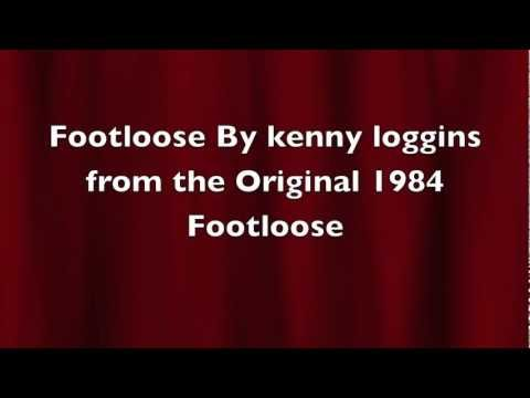 1984 ORIGINAL Footloose Lyrics