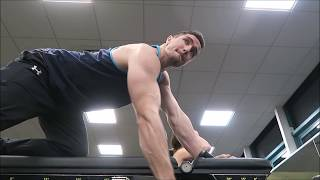 Vlog 108. Staying lean within a muscle building phase!