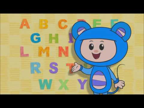 Mother Goose Club (ABC Song With Eep The Mouse) HD