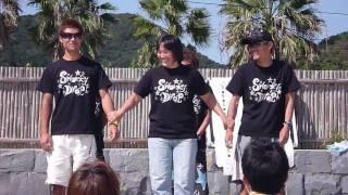 五島列島の上五島の高井旅で開催した 1st SWANKY DROP SURFING CONTEST ...