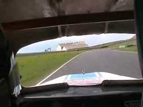 Daily Post - Legends racing at Anglesey Circuit, North Wales