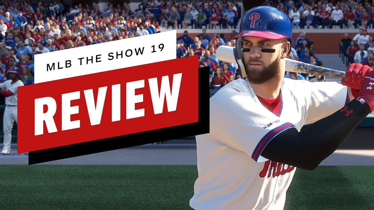 MLB The Show 20 Review - IGN
