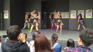 2016/4/24 ららぽーと立川立飛2Fイベント広場・ステージで行われたふわ...