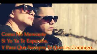 Haces que me enamore ElVillano Ft.El Macho (LETRA)