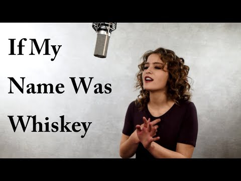 If My Name Was Whiskey - Carly Pearce - Jordyn Pollard cover