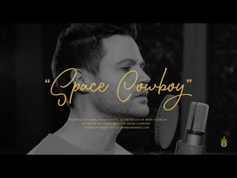 """Brandon Stansell """"Space Cowboy"""" (Kacey Musgraves Cover)"""