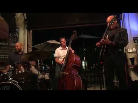 Wayne Wilkinson Trio at the Wild Goose Meeting House