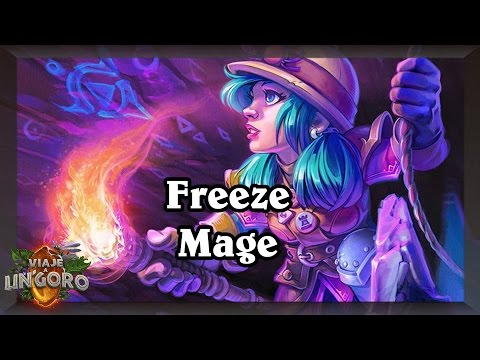 Freeze Mage [Hearthstone Construido]