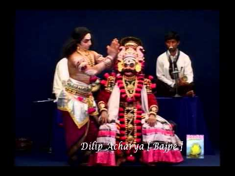 Yakshagana Sathish shetty patla by Dilip