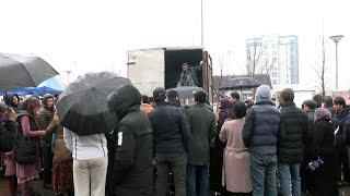 В Таджикистане массово скупают продукты из за коронавируса АЗИЯ 05 03 20