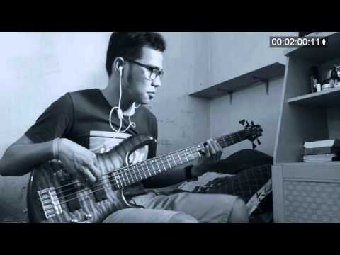 Holy Holy Holy - JPCC Worship  Bass Cover by Dio Toar