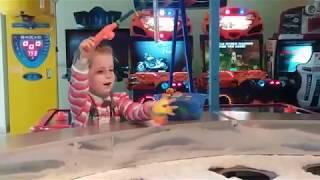 Аттракцион магнитная рыбалка в детском развлекательном центре