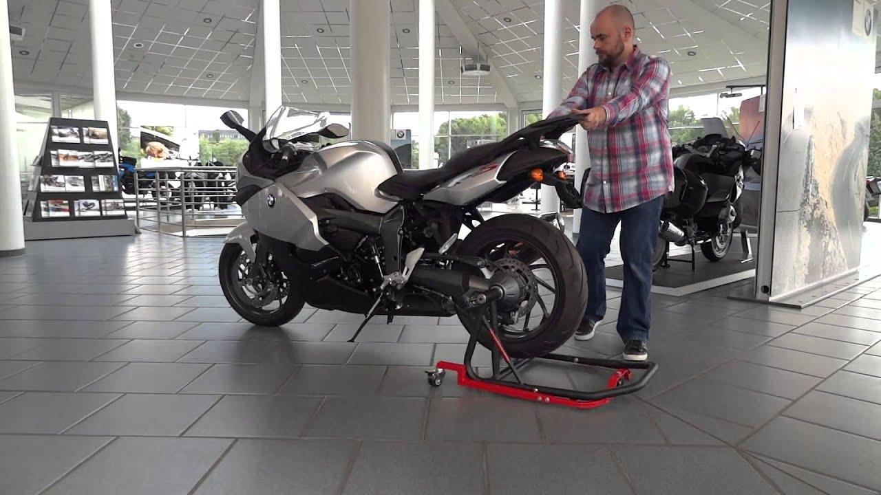 Carrello Sposta Moto Yamaha MT-10 ConStands Heavy Duty