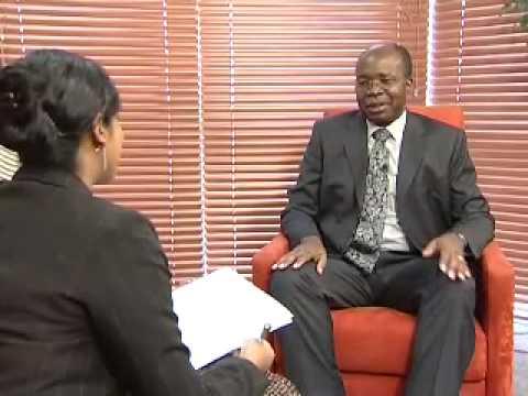 Situmbeko Musokotwane - Zambia's finance minister