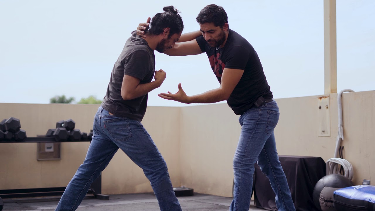 Aprende a pelear en casa (parte 4)