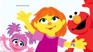 Meet Julia Sesame Streets First Character W/ Autism