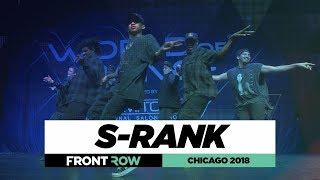 S-Rank | FRONTROW | World of Dance Chicago 2018 | #WODCHI18