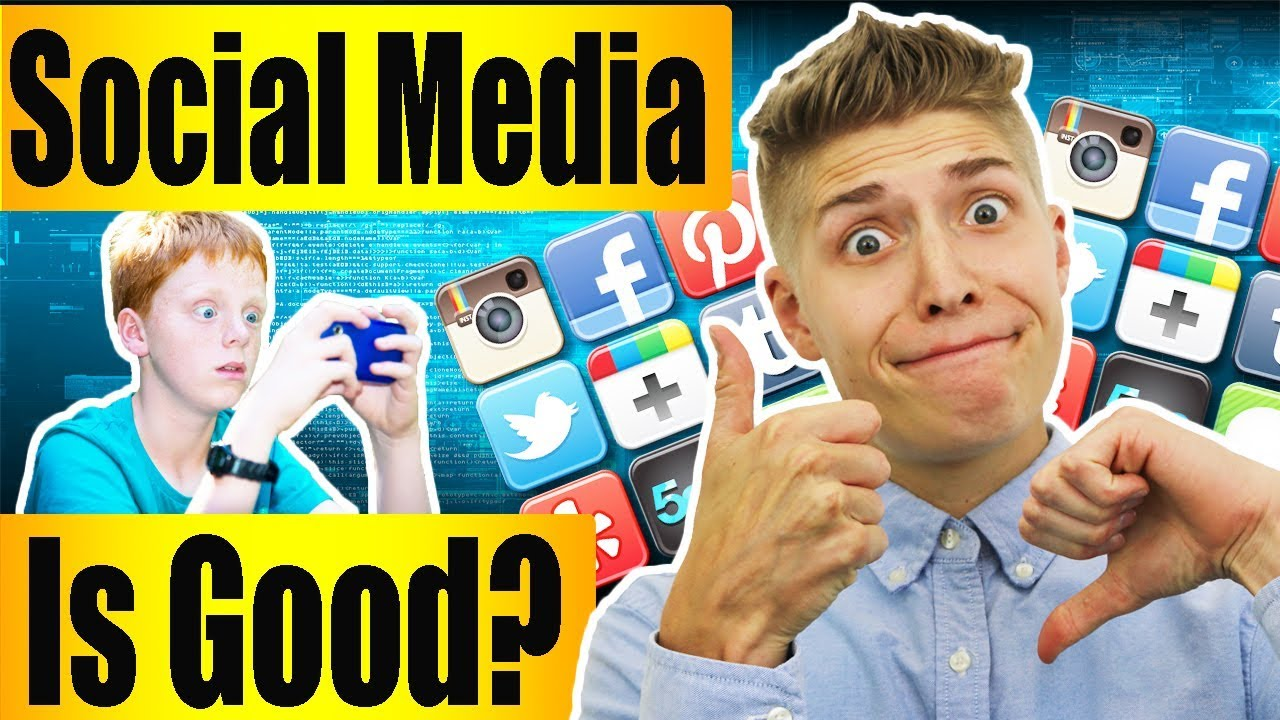 social media is good or bad Social media are computer as decrease their satisfaction of life as they feel if their life is not exciting enough to put online it is not as good as.