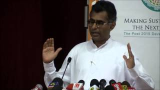Role of Research and Development in the Renewable Energy Sector - Hon.Champika Ranawake [Sinhala]