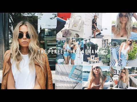 HACKS FOR A PERFECT INSTAGRAM FEED | allegralouise