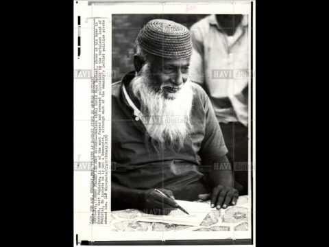 Maulana Abdul Hamid Khan Bhashani addresses about 1970s election on National issues Part-2.wmv