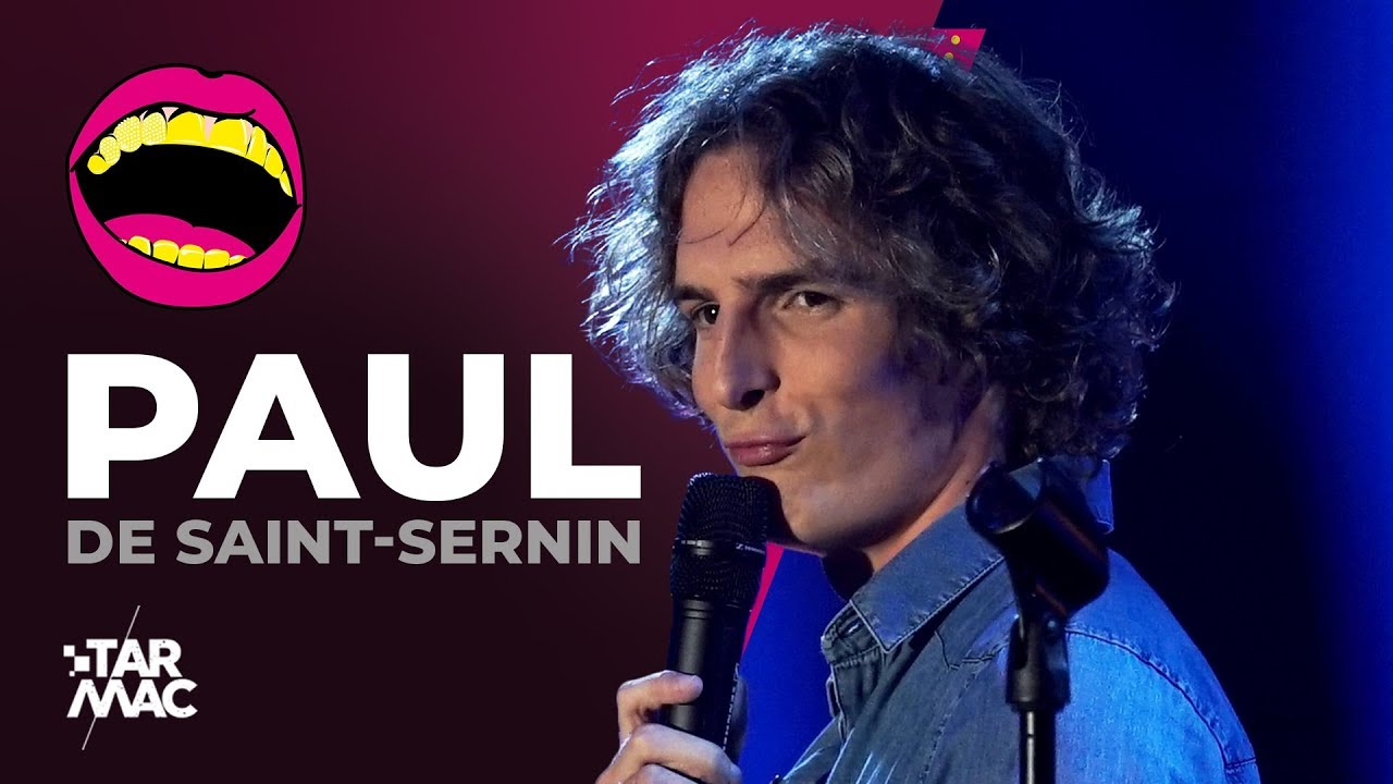PAUL DE SAINT-SERNIN • TARMAC COMEDY