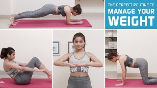 20 Minute Fat Burning Cardio Workout | The Fitness Formula Home Workout