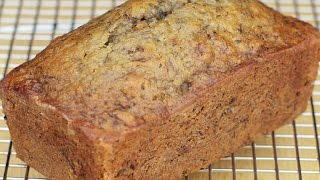 Banana Bread-Recipes -from Chef Ricardo Cooking