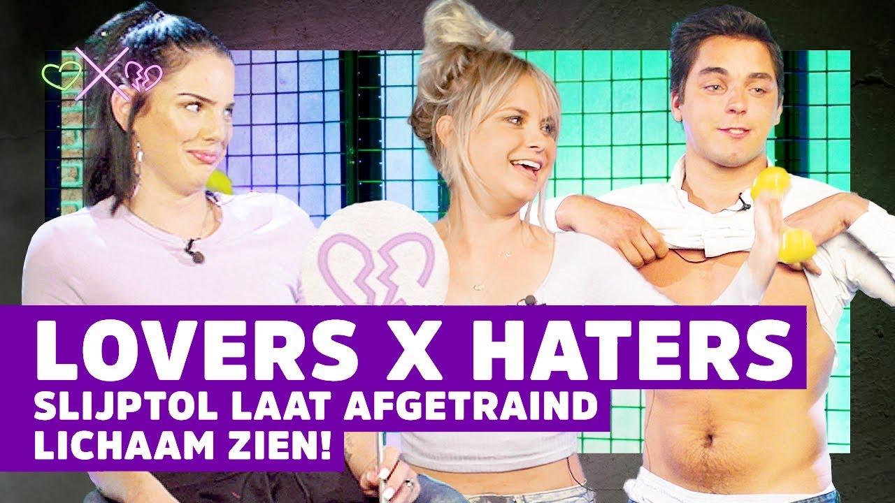 FAMKE & JUULTJE over 'het BED in' met je EX! | LOVERS X HATERS