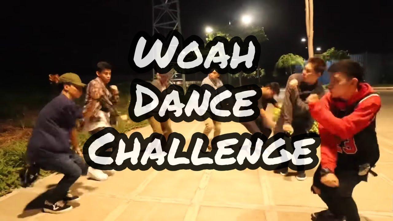 Woah Dance Challenge | Mastermind