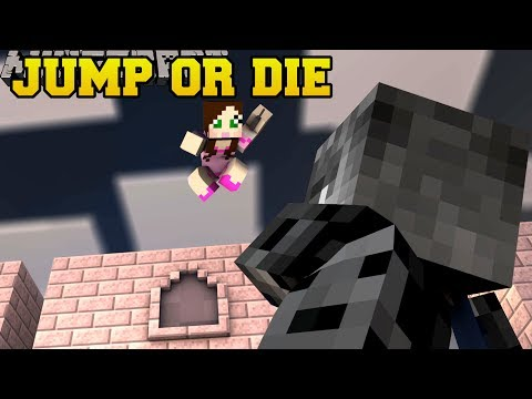Minecraft: JUMP OR DIE!!! - ARRENDOR - Custom Map [3]