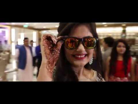 Ring Ceremony Shoot - Rahul & Bhawna - Energetic Couple