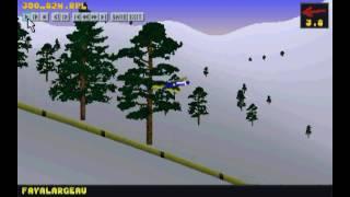 Deluxe Ski Jump 2.1 World Record - Longest Jump Ever / Rekord Świata - Najdłuższy skok