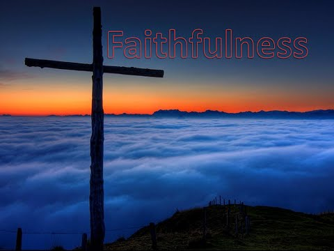 Forever Faithful (Love Song for Jesus). Christian Contemporary Song