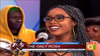 10 over 10 |Rosa: People do not know that I like to study