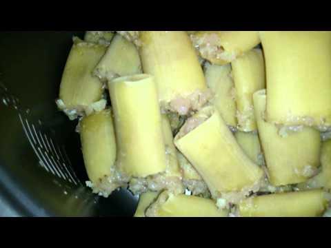 Рецепт ракушки с фаршем в мультиварке с фото пошагово