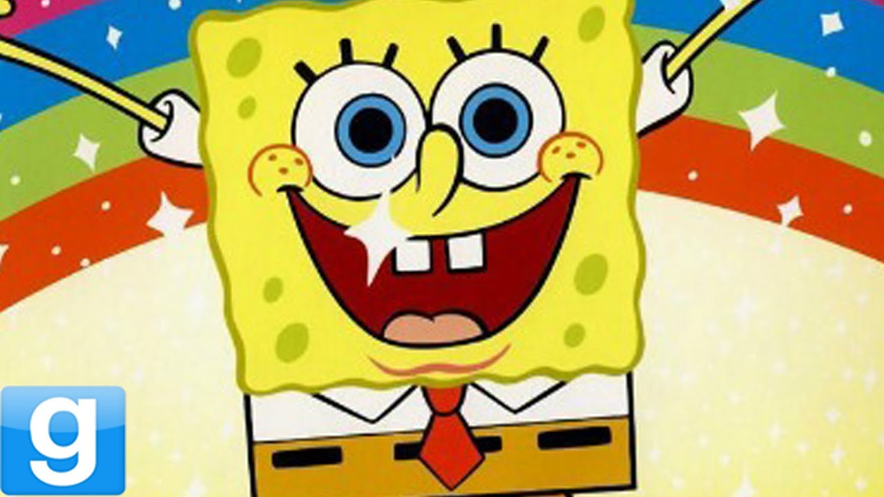 playable spongebob characters gmod spongebob squarepants