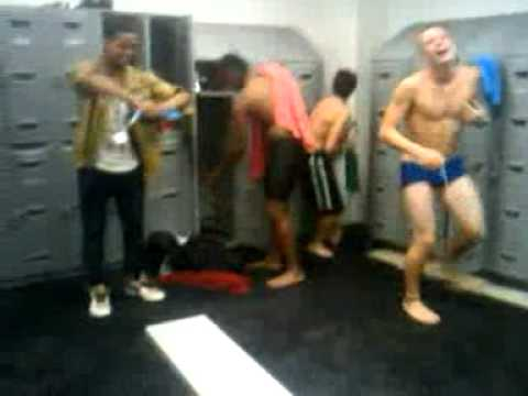 BHS Swimming Team Presents Locker Room Moments