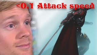 Warframe - 0.1 Attack Speed, One Move kills Whole Row of Enemy   Episode 1