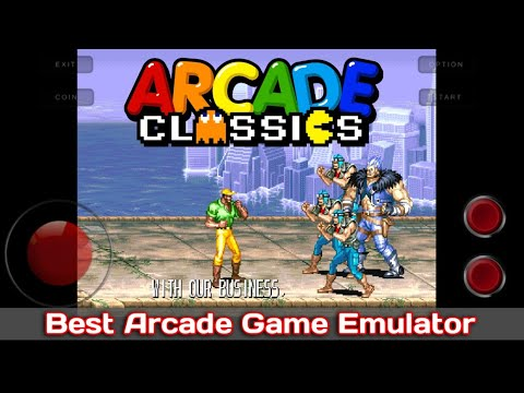 Arcade Game Emulator For Android | How To Play Arcade Games On Android