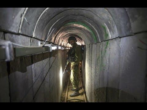 BREAKING Israel on ISLAMIC Iran Backed Hezbollah tunnels in Lebanon Israel border 12/14/18