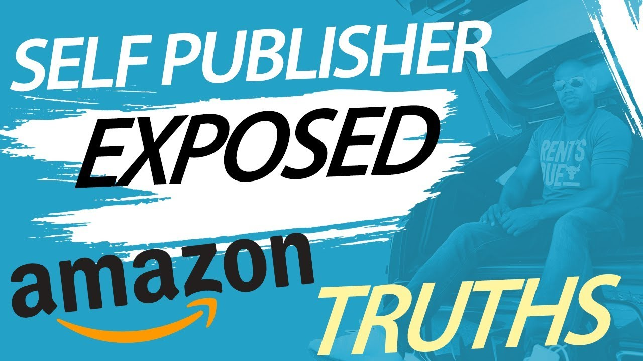 Kindle Self Publishing On Amazon in 2020 - What It's Really Like