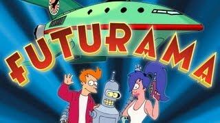 "Comic Uno Futurama Season 7 Episode 26 ""Meanwhile"" Series Finale (TV Review)"