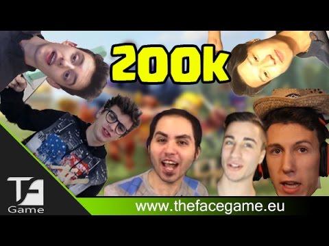 SPECIALE 200K W/Lyon, Jakidale, Tola, Fede, Ezektoor E Kai!!