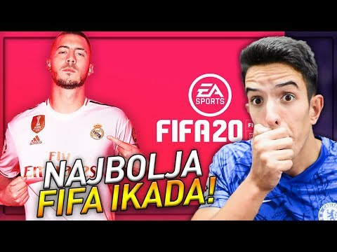 NAJBOLJA FIFA IKADAA! *FIFA 20 DEMO GAMEPLAY* - 동영상