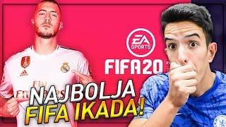 NAJBOLJA FIFA IKADAA! *FIFA 20 DEMO GAMEPLAY*