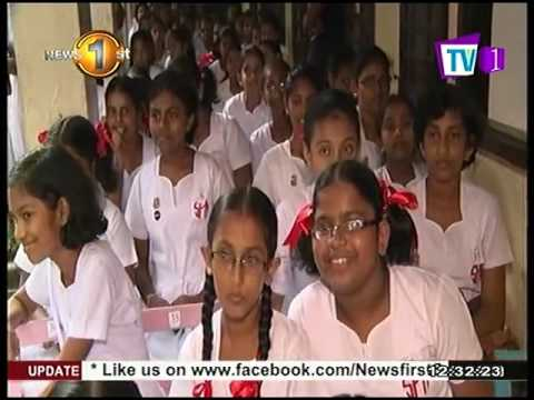 News1st : Sri Lanka's education and health sectors have attracted many accolades says President