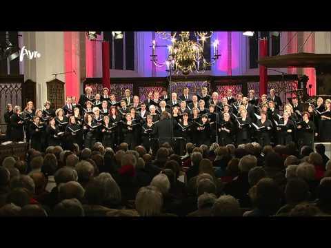 Groot Omroepkoor a capella