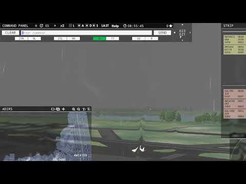 FL240 / Let's try KPHL on Tower3D Pro |