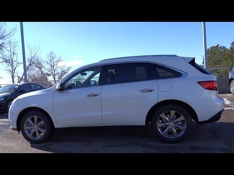 2016 Acura MDX Aurora, Denver, Highland Ranch, Parker, Centennial, CO 16776